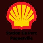 Shell Station du parc logo
